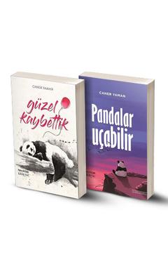 2 Kitap / Güzel Kaybettik - Pandalar Uçabilir