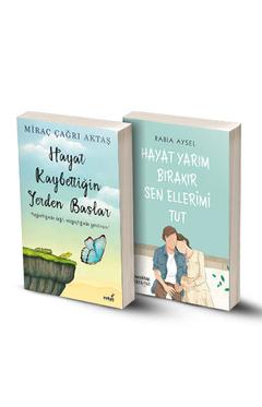 2 Kitap / Hayat Kaybettiğin Yerden Başlar - Hayat Yarım Bırakır Sen Ellerimi Tut