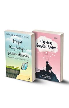 2 Kitap / Hayat Kaybettiğin Yerden Başlar - Umudum Gökyüzü Kadar