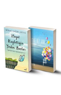 2 Kitap / Hayat Kaybettiğin Yerden Başlar - Umut Hep Var