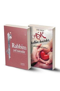 2 Kitap / Rabbim Yol Sanadır - Aşk Kalbin Duasıdır