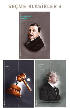 Seçme Klasikler 3 - 3 Kitap