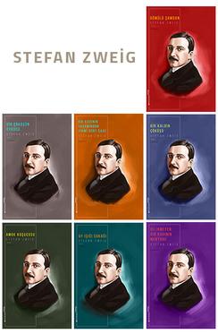 Stefan Zweig Seti (7 Kitap )